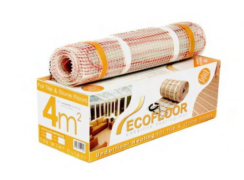 Flexel Ecofloor LDTS150 Under Floor Heating Mat for Tile or Stone Floors